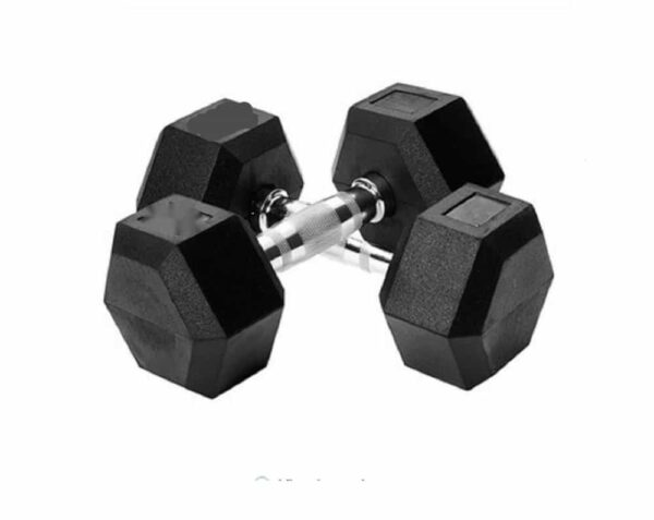Kit Dumbbell Hexagonal