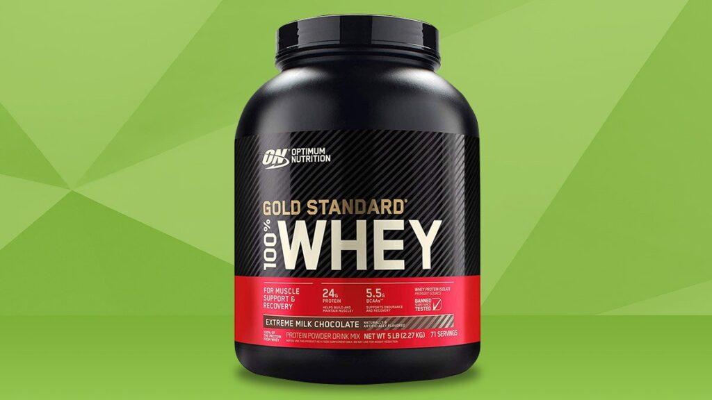 Test da proteína Whey Standard Gold da Optimum Nutrition (2021 atualizado)